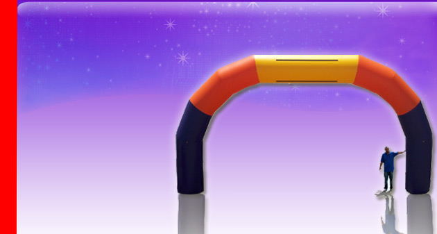 Inflatable Archway